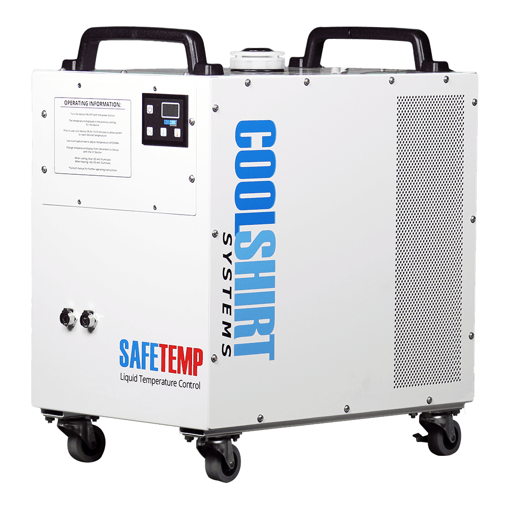SAFETEMP Liquid Temperature Control | COOLSHIRT SYSTEMS