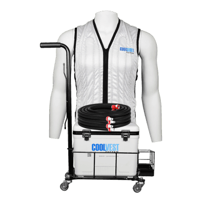 COOLVEST single with basket