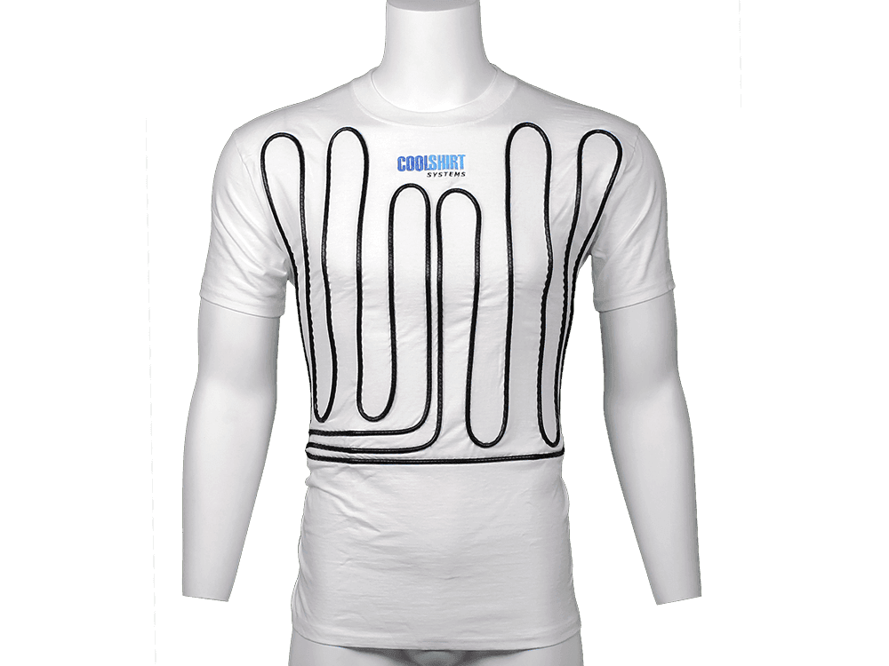 White Coolwater Shirt | COOLSHIRT SYSTEMS